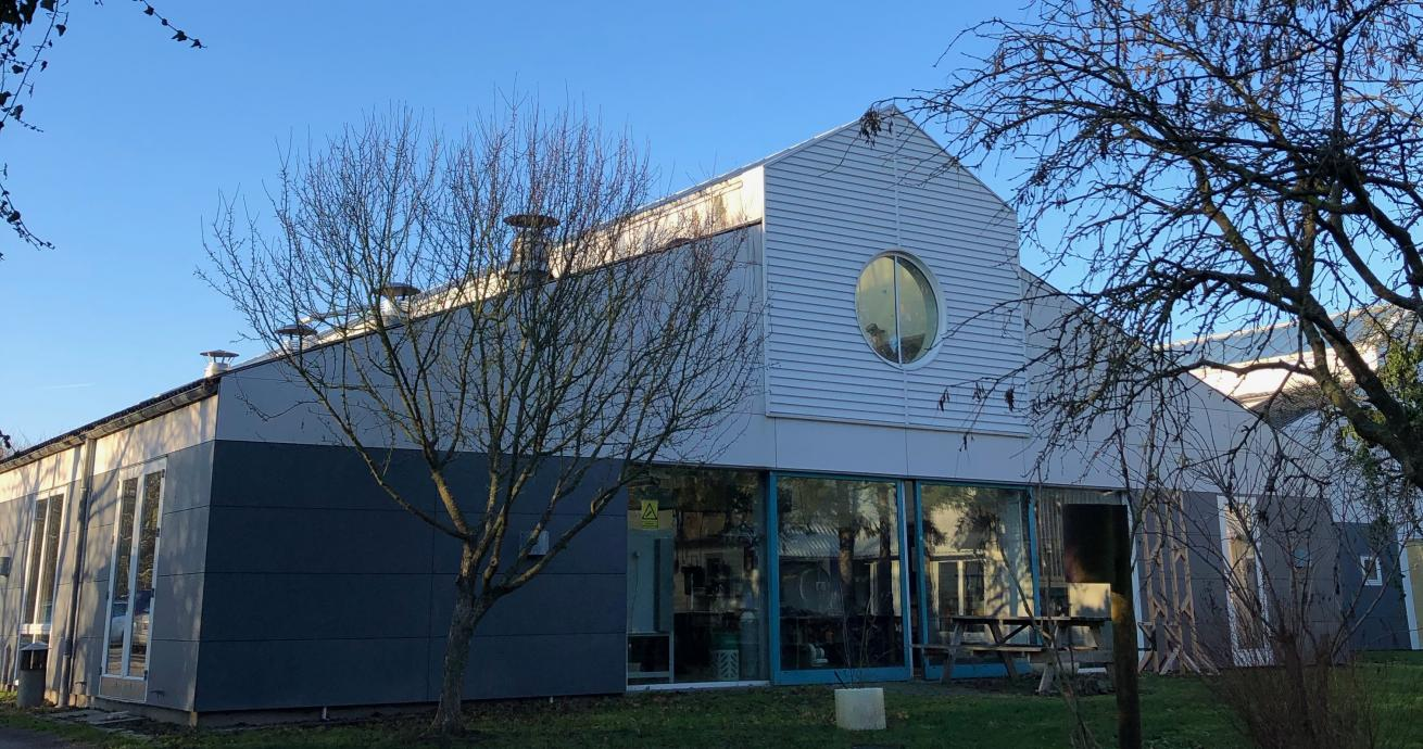 The Royal Danish Academy of Fine Arts, Crafts in Glass and Ceramics, Bornholm